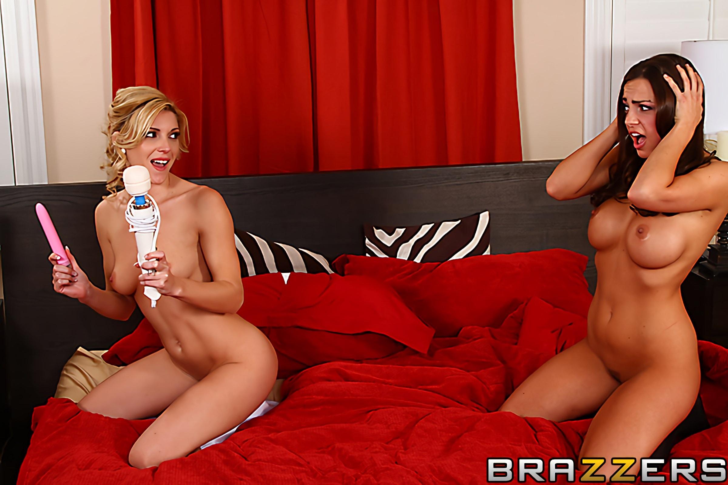 Brazzers 'We Dont Need Boys' starring Abigail Mac (Photo 5)