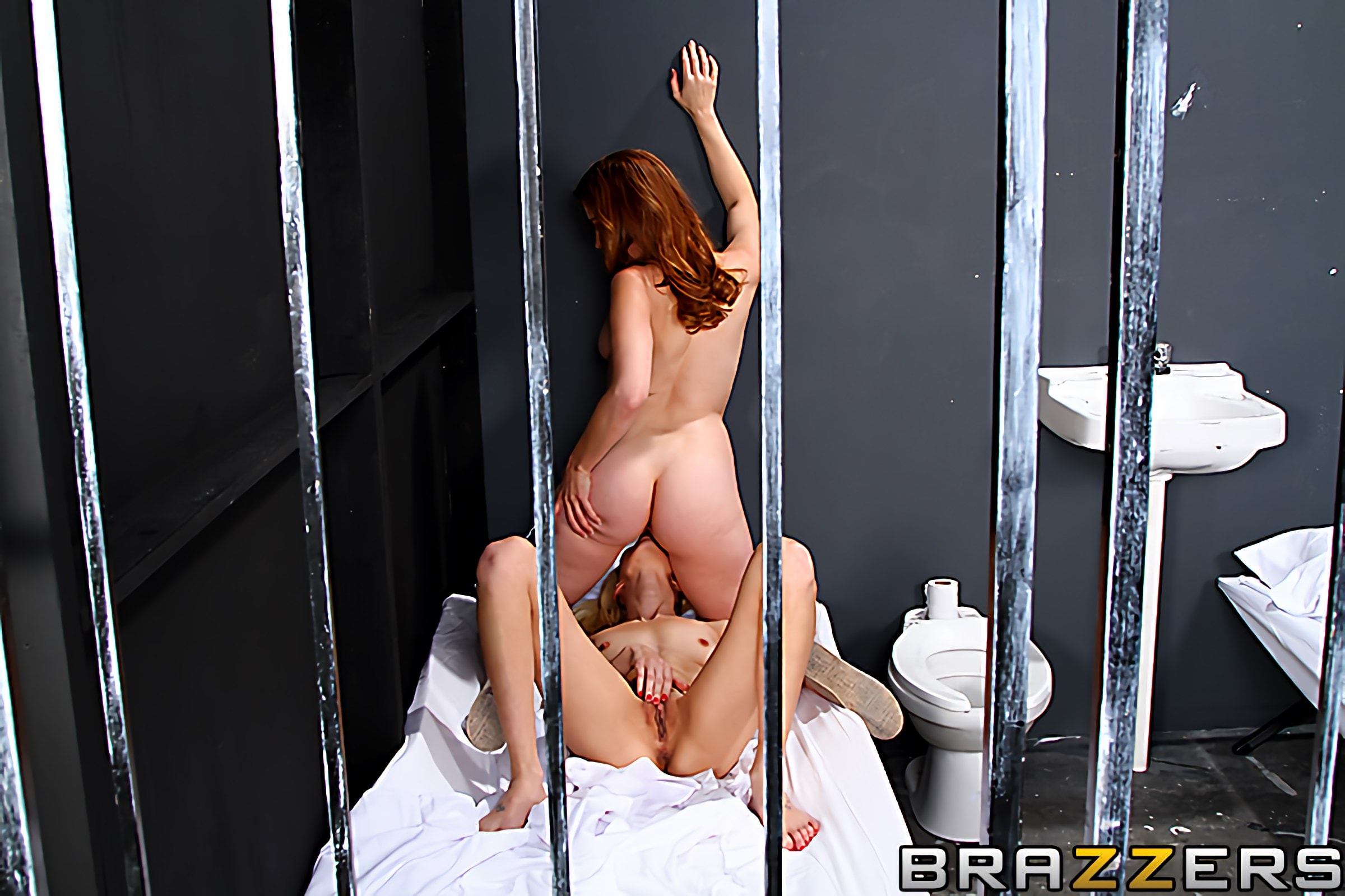 Brazzers 'Prison Pussy' starring Kiara Diane (Photo 4)