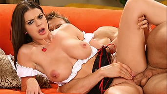 Brooklyn Chase in 'Dirty Debut'