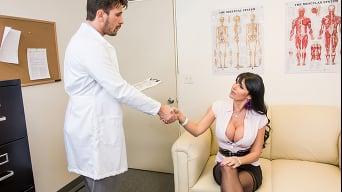 Eva Karera in 'Trust Me Im A Doctor'