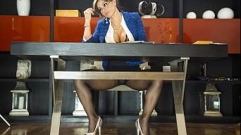 Esperanza Gomez in 'Real Estate Rack'