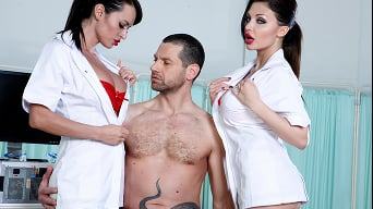 Aletta Ocean in 'Strip Science'