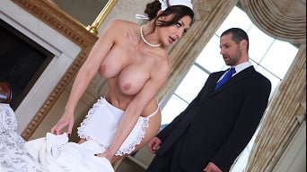 Aletta Ocean in 'Give the Maid the Tip'