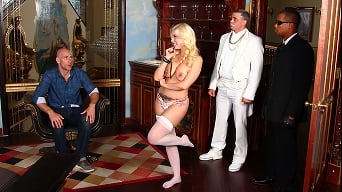 Britney Amber in 'Left All Alone with Britney Amber'