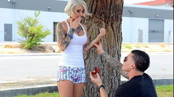 Kleio Valentien in 'Where Did Kleio Go'