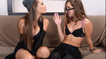Dani Daniels in 'Casting Couch Cuties'