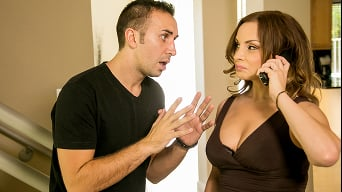 Rebecca Bardoux in 'Distracting Rebecca with Dick'