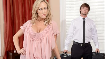 Brandi Love in 'The Neglectful Husband Blues'