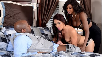Diamond Jackson in 'Fuck, Forgive, and Forget'