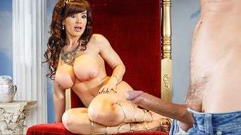 Lisa Ann in 'The Goddess of Big Dick'