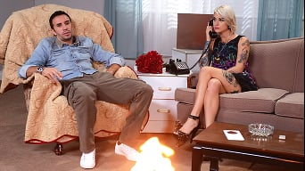 Kleio Valentien in 'How To Destroy a Marriage - Part Two'