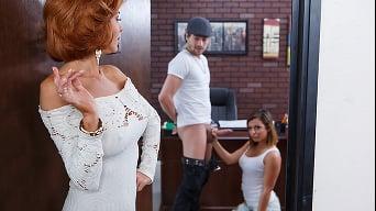 Keisha Grey in 'Nailing the Part'