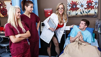Brandi Love in 'Doctors Orders'