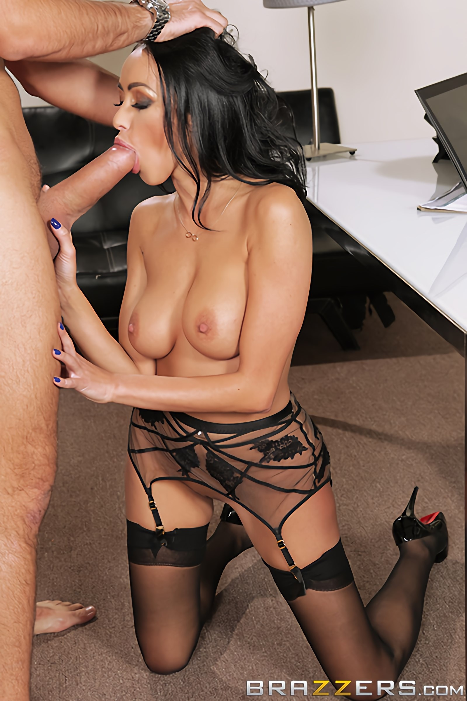 Breanne in seduction secretary benson brazzers