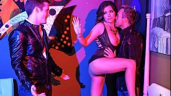 Danica Dillan in 'Club Slut Payback'