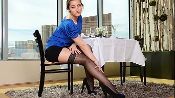 Dani Daniels in 'The Whore of Wall Street - Part One'