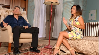 Kaylani Lei in 'Behind the Porn- Kaylanis Dream Scene'