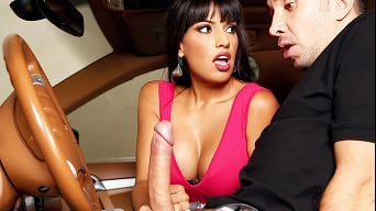 Mercedes Carrera in 'Lessons In Roadhead'