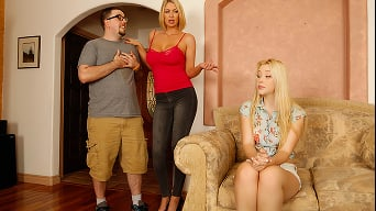 Leigh Darby in 'Banging For Moms Approval'