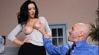 Jayden Jaymes in 'Dont Tell My Boss'