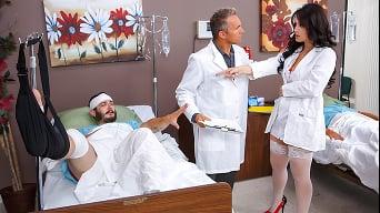 Noelle Easton in 'Nurse Noelle'