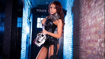 Madison Ivy in 'The Doctor Part Four - Escape From Valhalla'