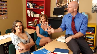 Eva Notty in 'Teen and Mom School Slut Stories Part Two'