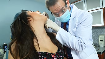 Natalie Monroe in 'The Perverted Dentist'