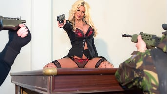 Candy Sexton in 'Officer Aint No Gentleman'