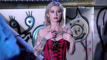 Kleio Valentien in 'This Evenings Girlfriend Part Two'