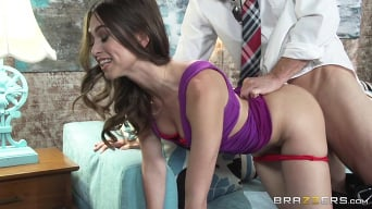 Riley Reid in 'My Cop Sucking Wife'