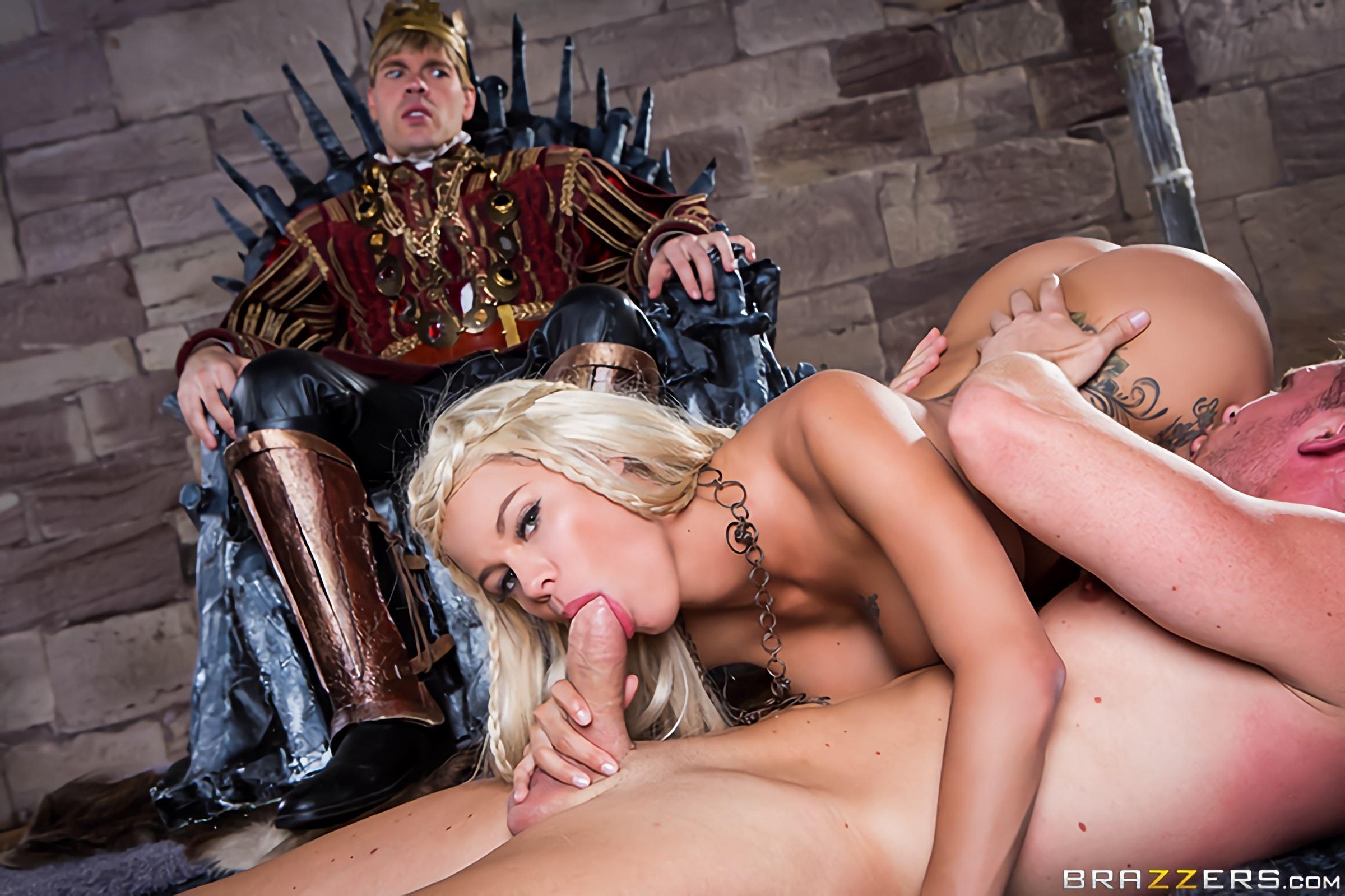 Порно фильм король попадает в будущее 14