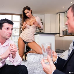 Satin Bloom in 'Brazzers' My Horrible Boss Wife (Thumbnail 9)