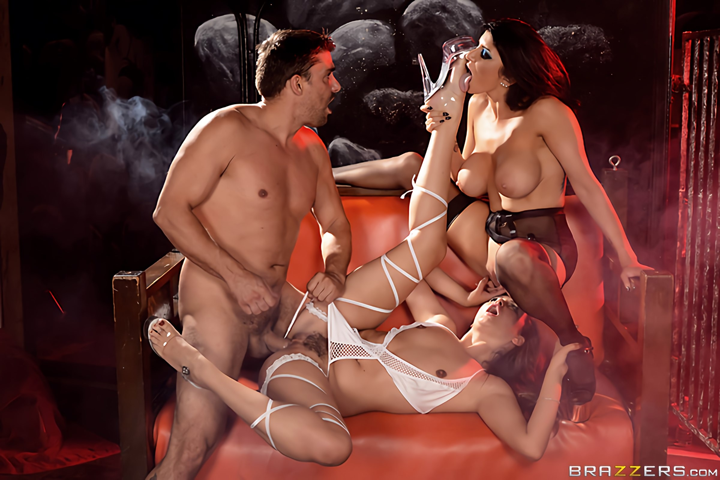 Brazzers 'Deadly Rain- Part Three' starring Allie Haze (Photo 13)