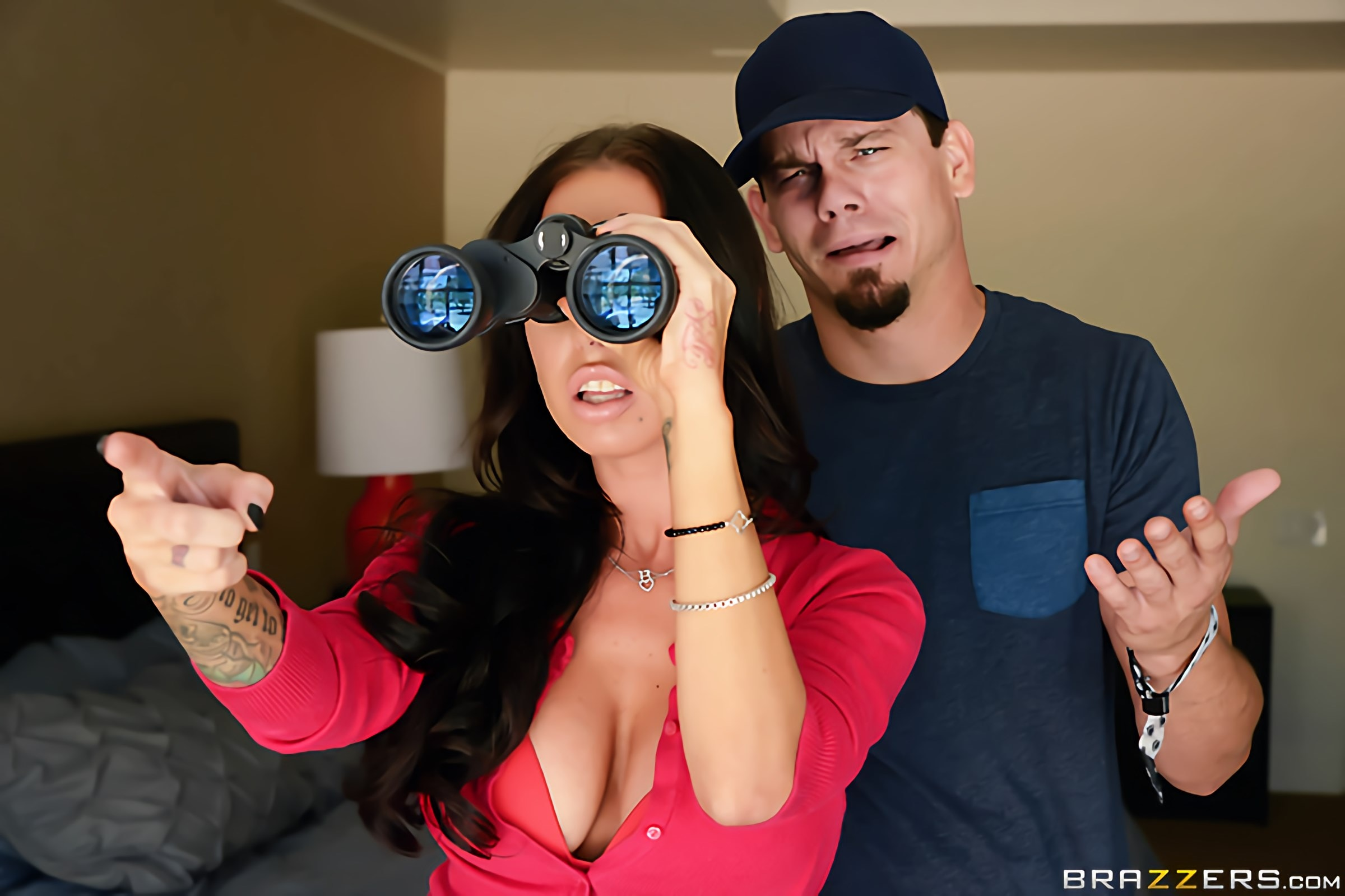 Brazzers 'Why Dont You Pick On Someone Your Own Size' starring Brandy Aniston (Photo 5)
