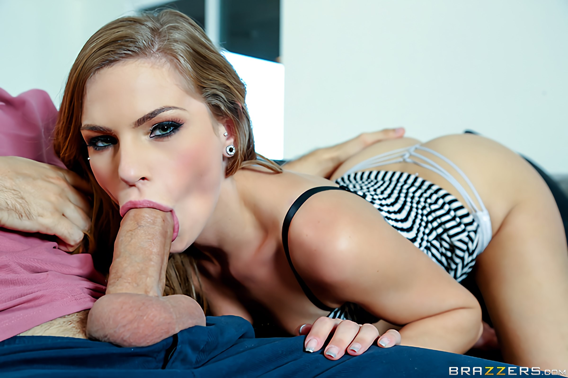 Brazzers 'Netdicks and Chill' starring Sydney Cole (Photo 3)