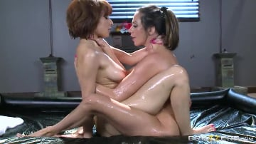 Adessa Winters - Oily Playtime