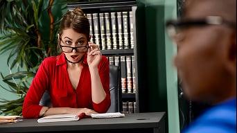 Riley Reid in 'The Vag-itarian'