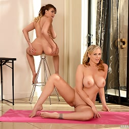 Cassidy Banks in 'Brazzers' Yoga Freaks- Episode Two (Thumbnail 15)